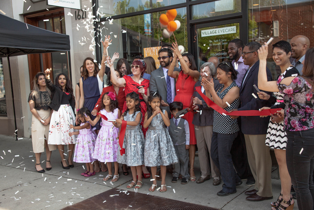 Hyde Park Grand Opening 2015