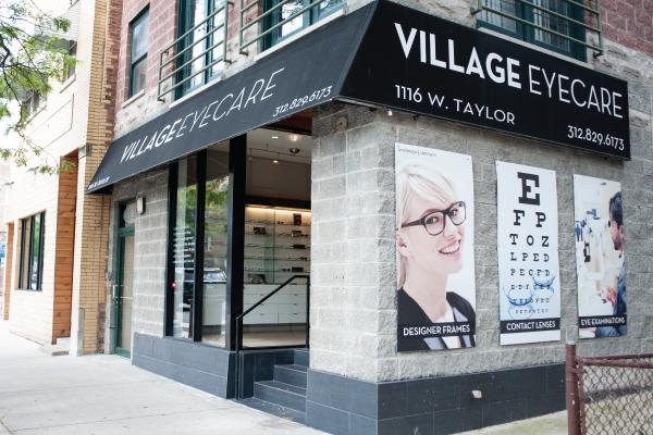 Village Eyecare University Village