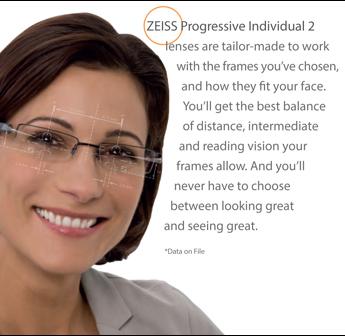 Zeiss eye glasses