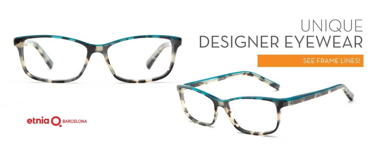 unique designer eyewear