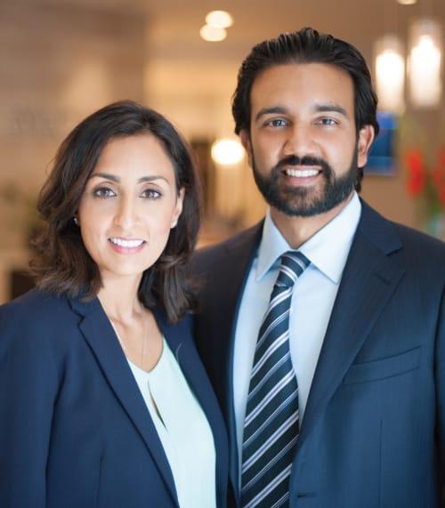 Dr. Mood Sood & Dr. Seth Sarai