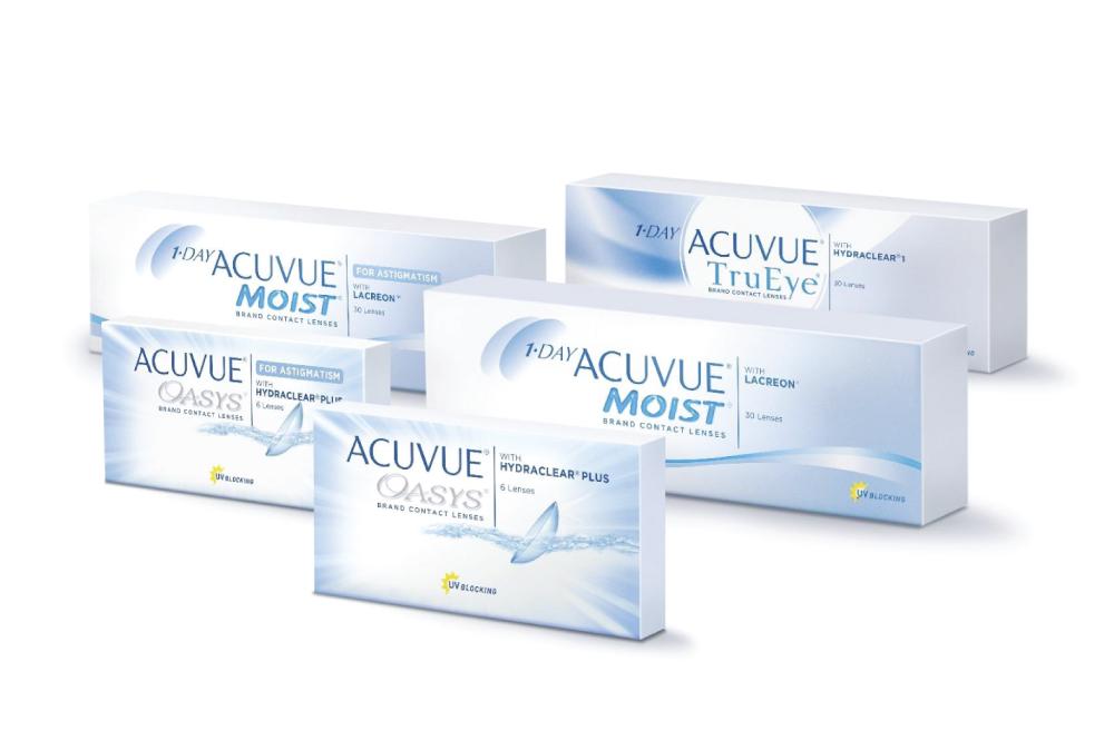 Contact Lense VSP Eye Care Providers