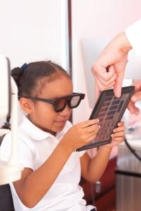 Childrens Eye Exam   Eye Doctors in Chicago